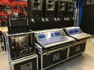 Sound Equipment for Hire