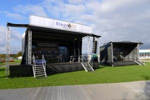 StageACE - Mobile Stage System.